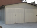 Garage Double toit 2 pentes